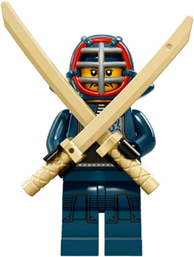 Légo 71013 Minifig Figurine Série 16 Arabian Knight socle