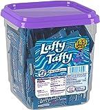 Laffy Taffy Candy Jar, Blue Raspberry, 145 Count