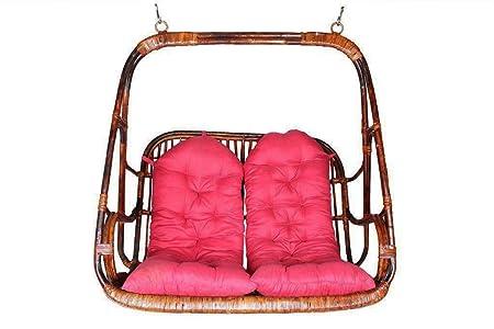 IRA Rattan 2 Seater Couple Swing Chair