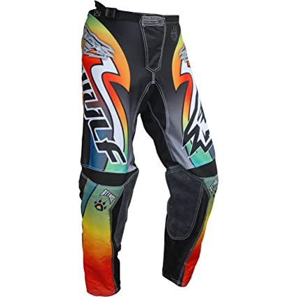 Wulfsport Adult Attack Trousers MX Off Road Motocross Race Pants