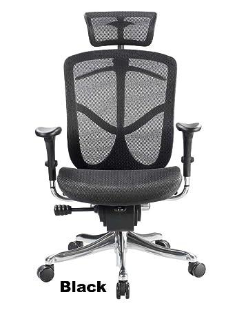 Eurotech High Back Mesh Office Chair – Fuzion FUZ9LX-HI