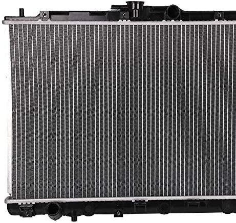 OCPTY Aluminum Radiator 2431 Brand New Replacement fit for 2001-2003 Acura CL//TL 3.2L