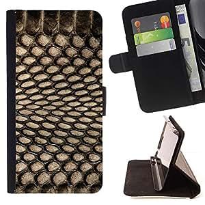 For Sony Xperia Z5 Compact Z5 Mini (Not for Normal Z5) Case , Motif Spots Textile noir net - la tarjeta de Crédito Slots PU Funda de cuero Monedero caso cubierta de piel