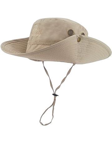 28a616cab95 CONDOR Tactical Cap · LETHMIK Outdoor Waterproof Boonie Hat Wide Brim  Breathable Hunting Fishing Safari Sun Hat