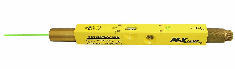 Johnson Level 40 6242 GreenBrite Laser Presicion Level Yellow