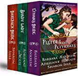 Pistols and Petticoats (A Historical Western Romance Anthology) (English Edition)