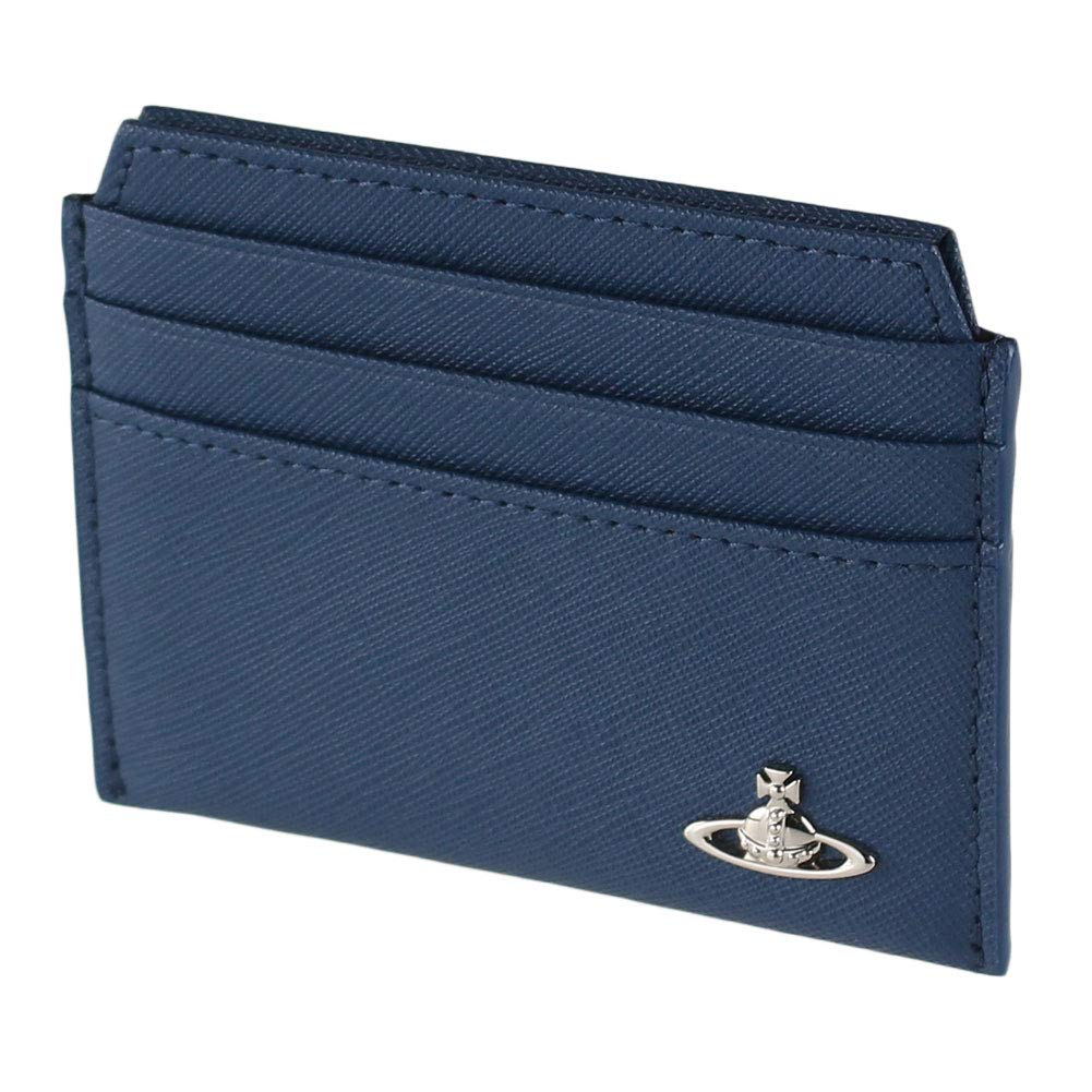 ヴィヴィアン VIVIENNE WESTWOOD ユニセックス カードケース 51110024-40741 NEW CREDIT CARD HOLDER [並行輸入品]   B07P9FJ7VL