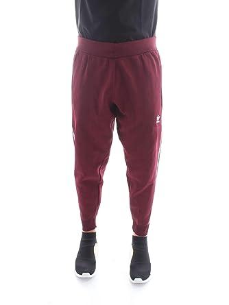 Adidas DH5759 Pantalons de survêtement Homme Rouge L  Amazon.fr ... 514e5af241f