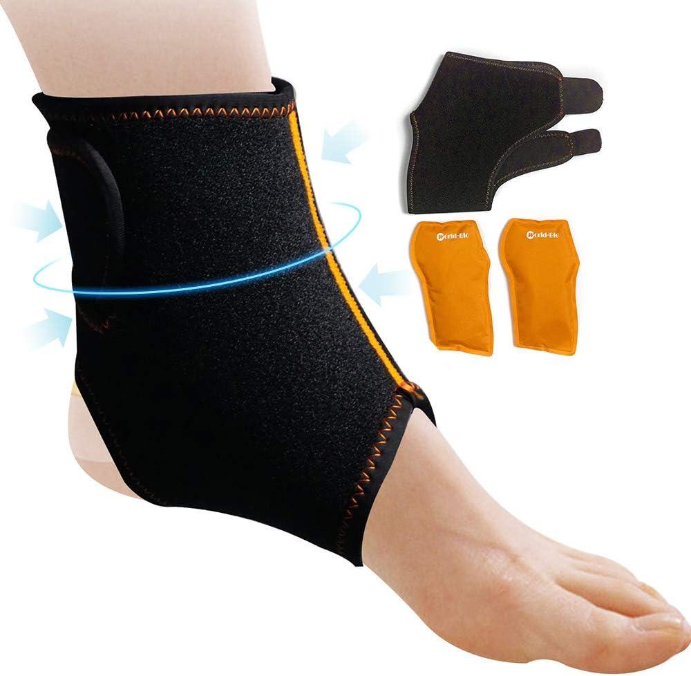Gewichtsverlust Magnete am rechten Fuß