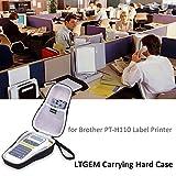 LTGEM EVA Hard Case for Brother P-Touch PTH110