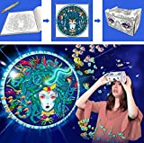 Adult Coloring Books 3D IF Interactive Imagine Atlantis VR Goggles Included Virtual Reality Color Art Grownups Stress Relief Coloring Pages for Adults Relaxation Imagine VR