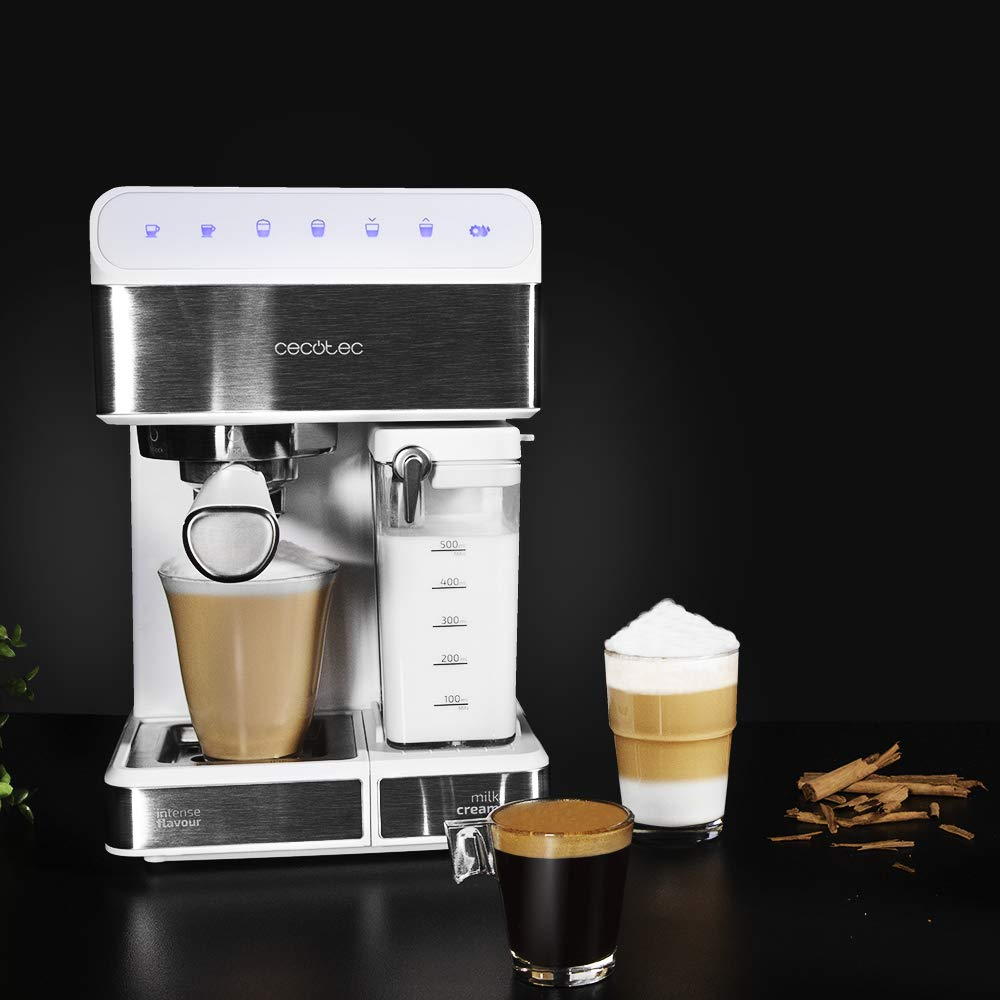 Cecotec Power Instant-ccino 20 Touch Serie Cafetera Semiautomatica