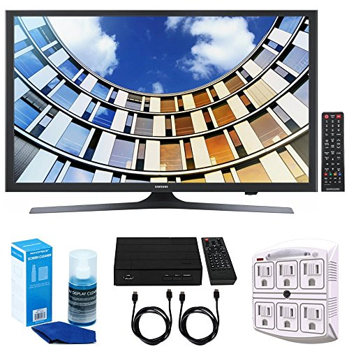 Samsung UN49M5300-49-Inch Full HD Smart LED TV w/T...