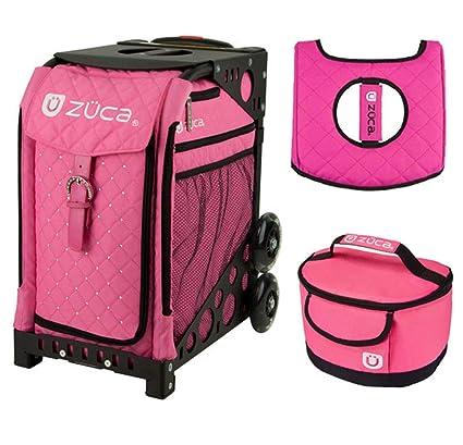 Amazon.com: Zuca Bolsa de deporte – rosa caliente con regalo ...
