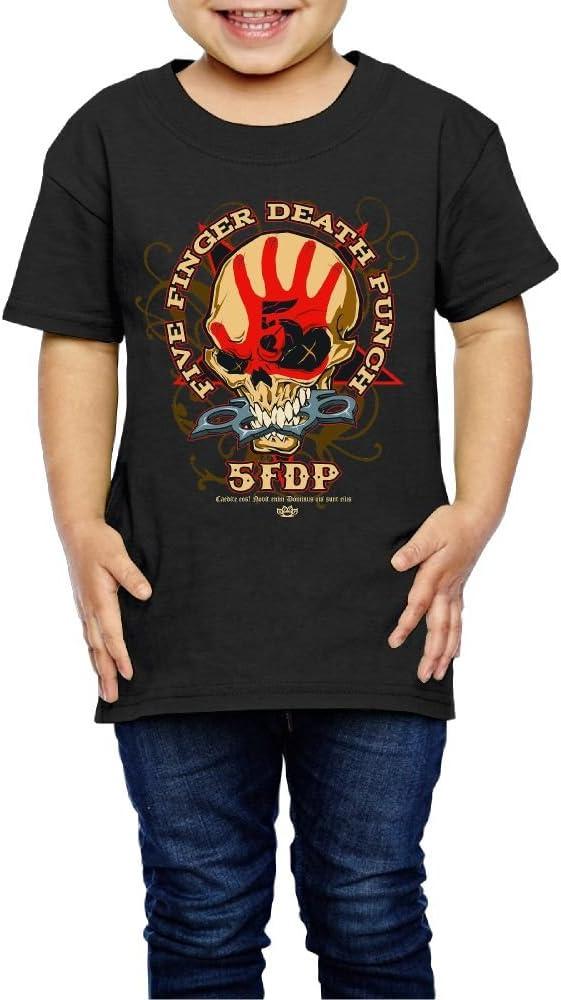 Five Finger Death Punch a vos Six T-Shirt Enfant Noir Vêtements enfants FFDP