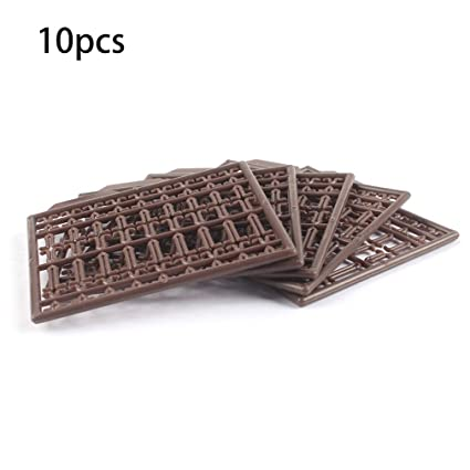 10pcs Hair Rig Boilie Bait Carp Fishing Tackle Dumbell Extender Stoppers Outdoor