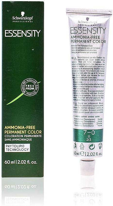 Schwarzkopf Professional Essensity Permanent Color Ammonia Free 7-0 - 64 ml