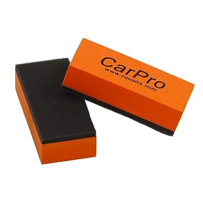CarPro Cquartz Applicator 2 Pack: Automotive