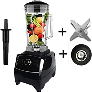 Best Motor commercial professional smoothies power blender food mixer processor,Black blade drive