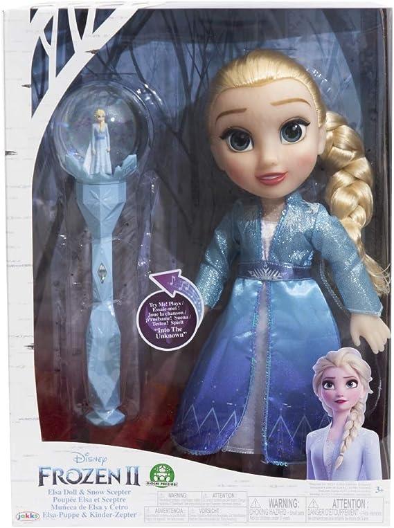 Amazon.es: Giochi Preziosi Disney Frozen 2 - Escultura Musical ...