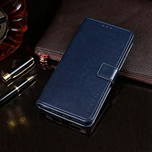 Acer Liquid Z630 Case, PU Leather Stand Wallet Flip Case Cover for Acer Liquid Z630,Business Style Phone Protection Shell,The case with[Cash and Card Slots]