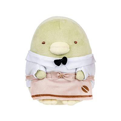 "Sumikko San-X Licensed Penguin? Barista Plush Doll - 6"": Toys & Games"