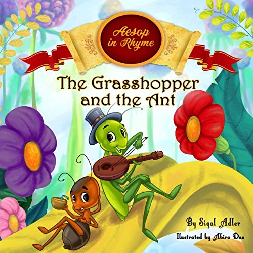 The Grasshopper and the Ant: Aesop's Fables in Verses