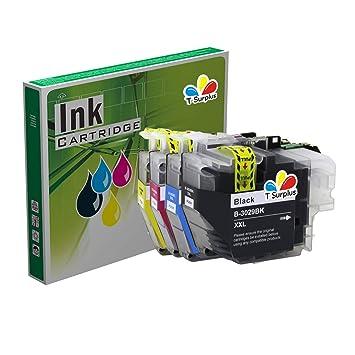 Amazon.com: TS 5-PK Cartuchos de tinta compatibles para ...