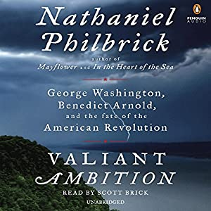 Valiant Ambition Audiobook