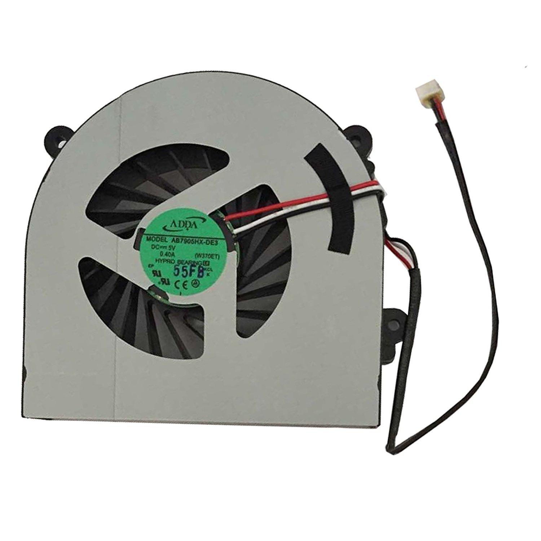 New Original ADDA CPU Cooling Fan 3-PIN AB7905HX-DE3 W370ET 6-31-W370S-101
