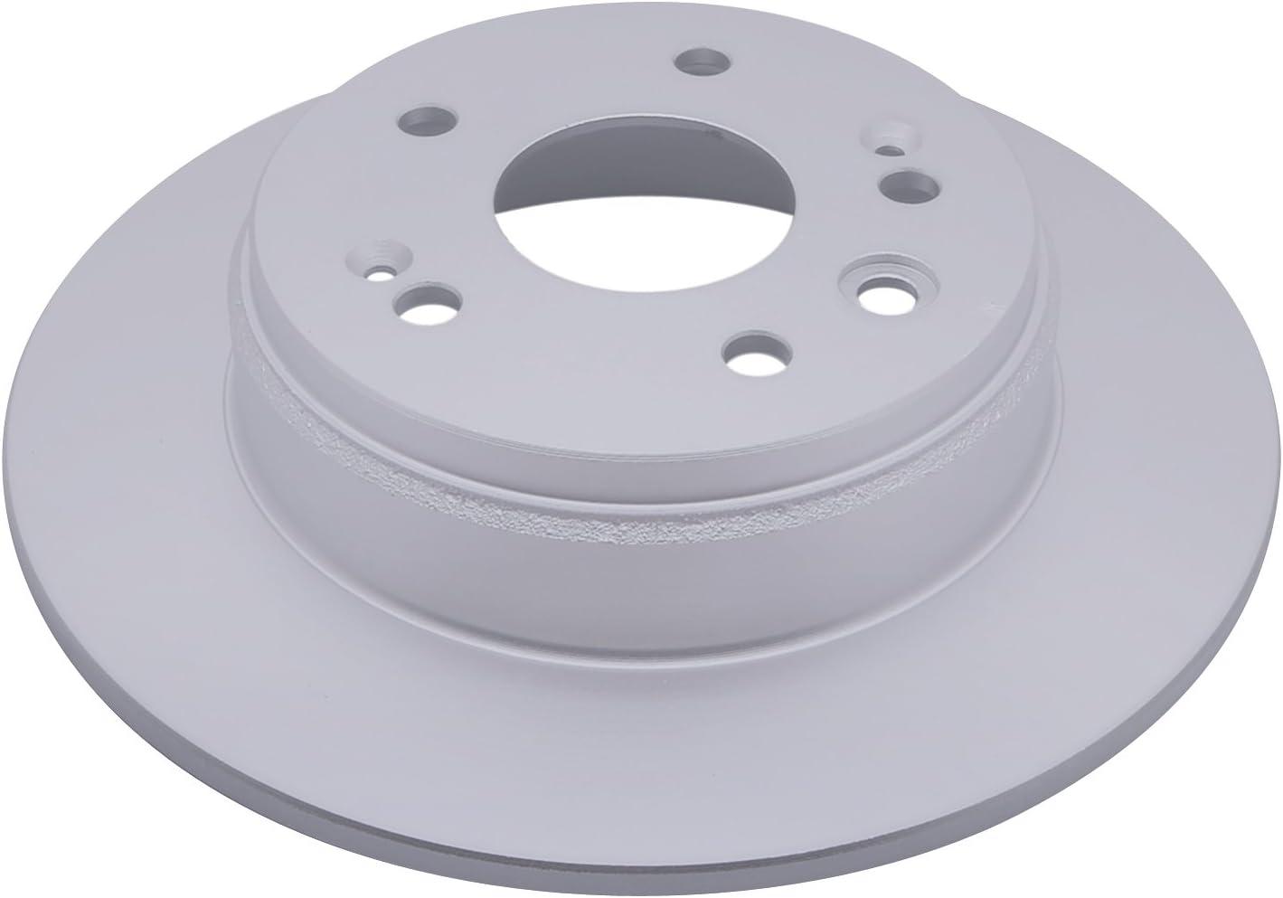 ACDelco 18A1100AC Advantage Coated Rear Disc Brake Rotor
