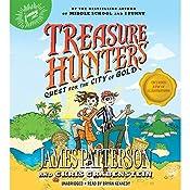 Treasure Hunters: Quest for the City of Gold | James Patterson, Chris Grabenstein, Juliana Neufeld - illustrator