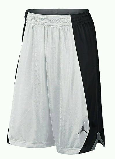 de51d927a3b5bc Image Unavailable. Image not available for. Color  Nike Air Jordan Mens  Flight Knit Basketball Shorts ...