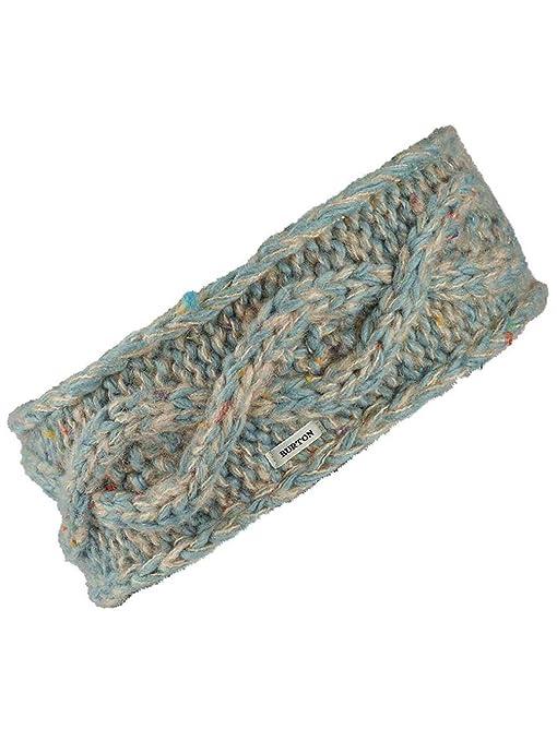 38945acdd84 Amazon.com   Burton Women s Chloe Headband (Canvas Abyss Marble ...