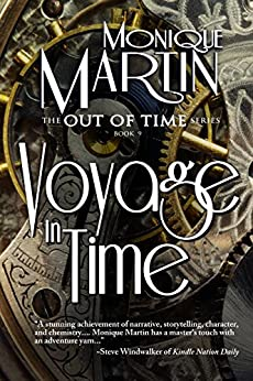 Voyage in Time: The Titanic (Out of Time #9) by [Martin, Monique]