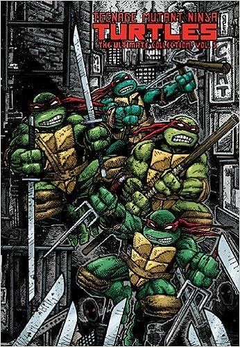 By Kevin B. Eastman Teenage Mutant Ninja Turtles: The ...