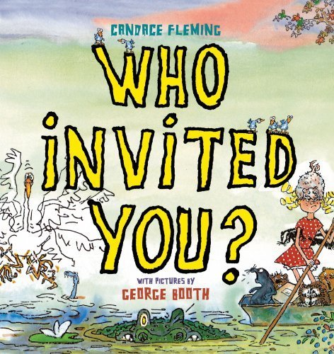 Download Who Invited You? by Candace Fleming (2009-06-08) pdf