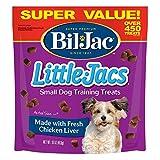 Cheap Bil-Jac Little Jacs Small Dog Liver Treats 16 oz