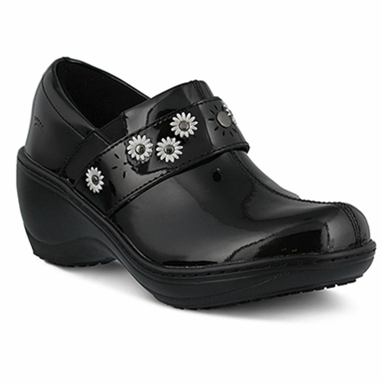 Spring Step Women's Florenca Black Patent 7 M
