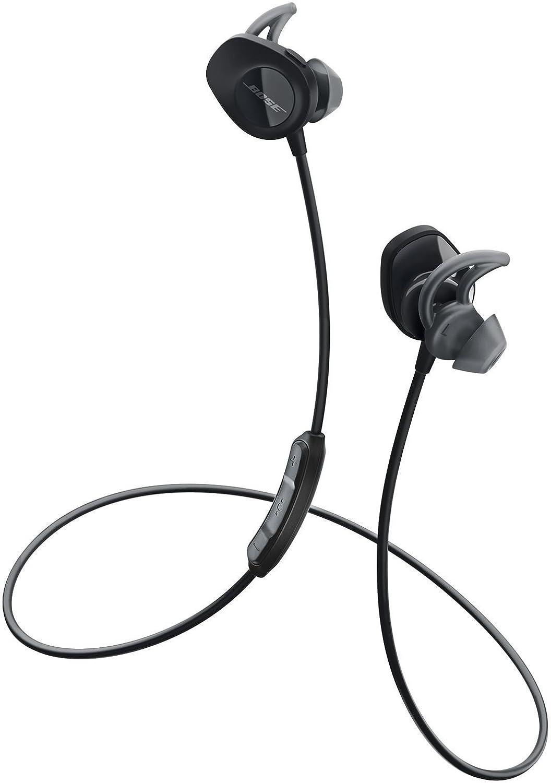 Bose SoundSport wireless headphones ワイヤレスイヤホン ブラック