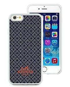 New DIY Custom Design Cover Case For iPhone 6 4.7 Inch TPU Hermes 21 White Phone Case