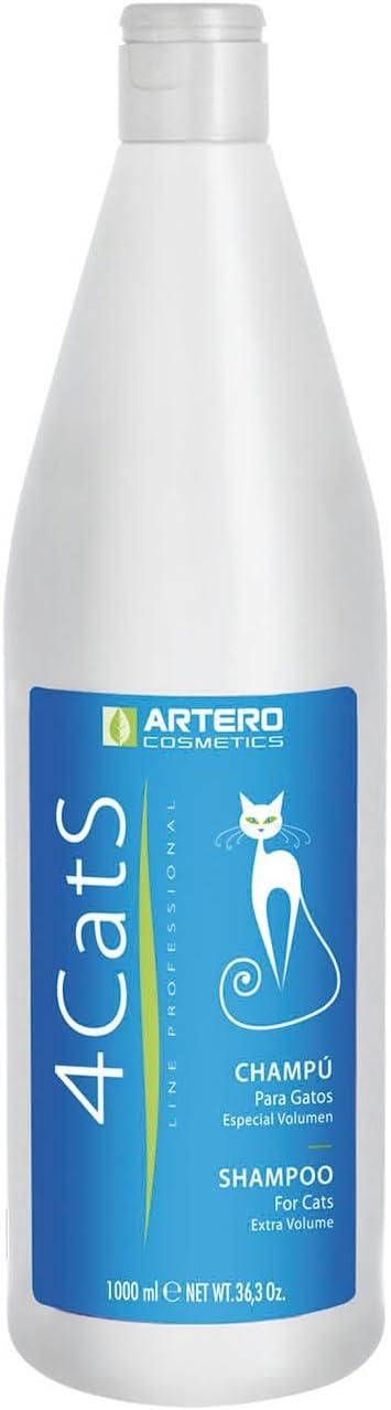 Artero - Champú para Gatos 4cats (250 ml): Amazon.es: Productos ...