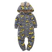 Memela(TM Winter Unisex Baby Layette Gift Set Rompers Onesie (0-6 mos)