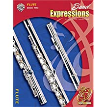 Band Expressions, Book Two Student Edition: Flute, Book and CD