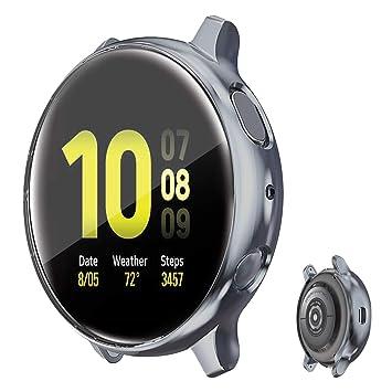 Aotao Funda para Galaxy Watch Active2 44mm, TPU Suave Resistente a ...