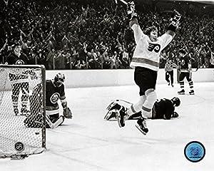 "Bobby Clarke Philadelphia Flyers NHL Action Photo (Size: 8"" x 10"")"
