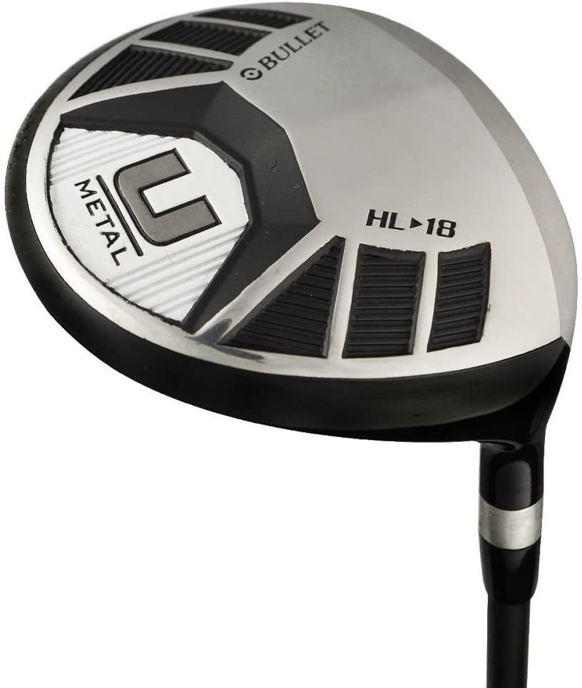 Bullet Golf- U Metal Utility Wood