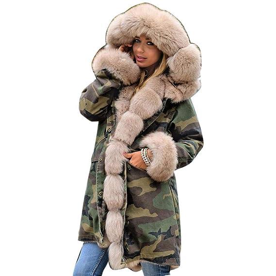Mantel Damen Jacke Outwear In Super Parka Mit Masoke Fell Steppjacke Warm Schönheit Kapuze LangeDicke Winter Trench PZwTkXiuOl