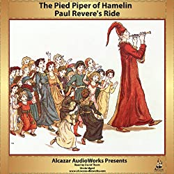 Paul Revere's Ride and The Pied Piper of Hamlin