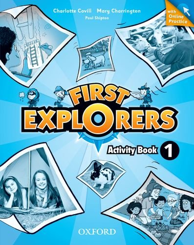 Read Online First Explorers: Level 1: Activity Book with Online Practice ebook